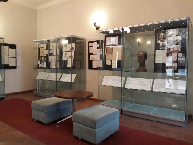Centrum Bohuslava Martinu Policka Vystava Kresby Bohuslavu